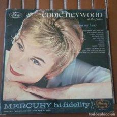 Discos de vinilo: EDDIE HEYWOOD – ONE FOR MY BABY. EDICION HOLANDESA. Lote 137185814