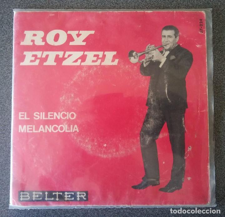 ROY ETZEL EL SILENCIO (Música - Discos de Vinilo - EPs - Jazz, Jazz-Rock, Blues y R&B)