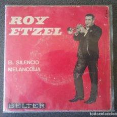 Discos de vinilo: ROY ETZEL EL SILENCIO. Lote 137189174