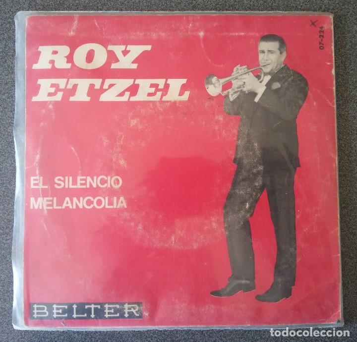 Discos de vinilo: Roy Etzel El Silencio - Foto 3 - 137189174
