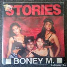 Discos de vinilo: BONEY M STORIES. Lote 137193554