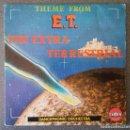Discos de vinilo: DANCEPHONIC ORCHESTRA E. T. THE EXTRATERRESTRIAL. Lote 137193934