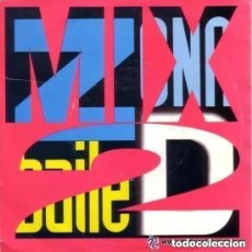Discos de vinilo: ZONA DE BAILE, MIX 2 - SINGLE 1992 - GRABACIONES ACCIDENTALES. Lote 137197094