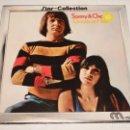 Discos de vinilo: SONNY & CHER ( THE BEST OF SONNY & CHER ) 1972 - GERMANY LP33 WEA MUSIK. Lote 137204574