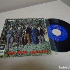 Discos de vinilo: LOS BETA QUARTET-LA APASIONADA -EP DE 4 CANCIONES - REGAL -BCN- AÑO 1966. Lote 137205710