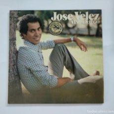 Discos de vinilo: JOSE VELEZ. VINO GRIEGO. LP. TDKDA51. Lote 137213262