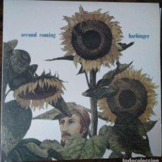 Discos de vinilo: HARDBINGER SECOND COMING . US LONER PSYCH LP. Lote 137221554