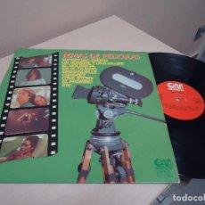 Discos de vinilo: TEMAS DE PELICULAS - SUPERSTAR - GRAMUSIC- 1975- . Lote 137227286