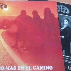 Discos de vinilo: CAIN UN PASO MAS EN EL CAMINO LP AVISPA 1991 CON INSERTO. Lote 137230450