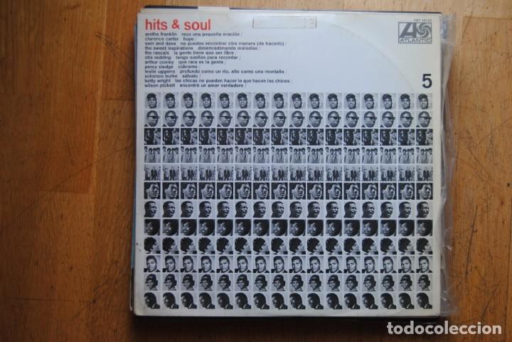 Hits Soul 4 Atlantic 1968 Lp