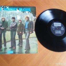 Discos de vinilo: THE MOODY BLUES - ON THE THRESHOLD OF A DREAM - LP DE VINILO 1ª EDICION ESPAÑOLA AÑO 1969. Lote 137239074