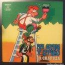 Discos de vinilo: PEPE GOTERA Y OTILIO - CÓMIC Y DISCO DE VINILO . Lote 137249834