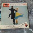 Discos de vinilo: HORST WENDE'S DANCE ORCHESTRA – STRICT TEMPO DANCING WALTZ - POLYDOR – 224 587. Lote 137252822
