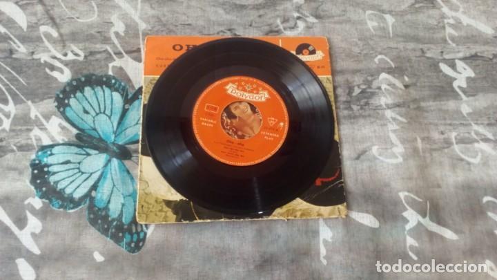 Discos de vinilo: Orchester Kurt Edelhagen – Oho-Aha - Polydor – 20 471 EPH - 1959 - Foto 3 - 137258506