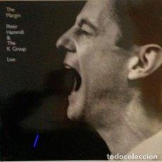Discos de vinilo: PETER HAMMIL.THE MARGIN.2LP.. Lote 137284334