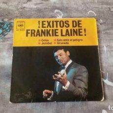 Discos de vinilo: FRANKIE LAINE ?– EXITOS DE FRANKIE LAINE - CBS ?– AGS 20.010 - 1962. Lote 137294014