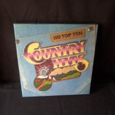 Discos de vinilo: COUNTRY HITS - 150 TOP TEN 8 LPS - READER'S DIGEST 1981. Lote 137303614