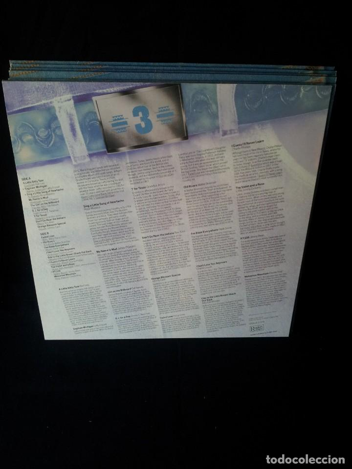 Discos de vinilo: COUNTRY HITS - 150 TOP TEN 8 LPS - READERS DIGEST 1981 - Foto 8 - 137303614