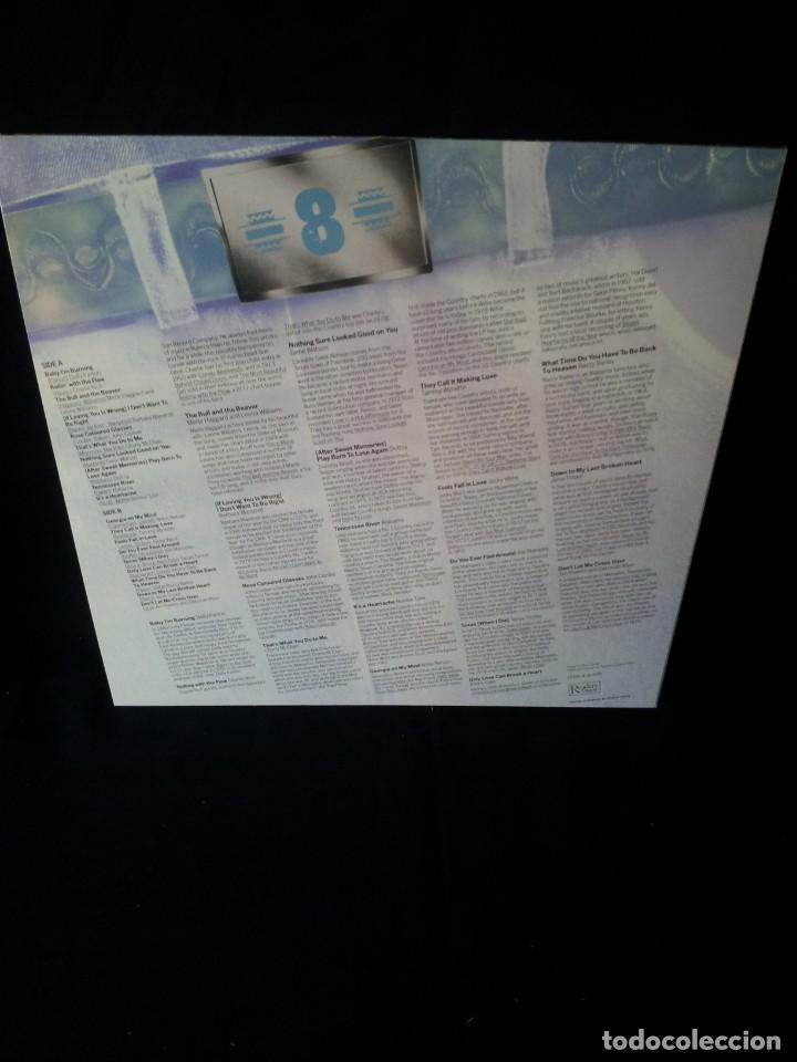 Discos de vinilo: COUNTRY HITS - 150 TOP TEN 8 LPS - READERS DIGEST 1981 - Foto 18 - 137303614