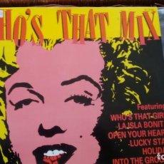 Discos de vinilo: MAXISINGLE (VINILO) THIS YEARS BLONDE AÑOS 80. Lote 137310818