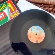 Discos de vinilo: MAXISINGLE (VINILO) DE WHO´S THAT GIRL AÑOS 80. Lote 137311010