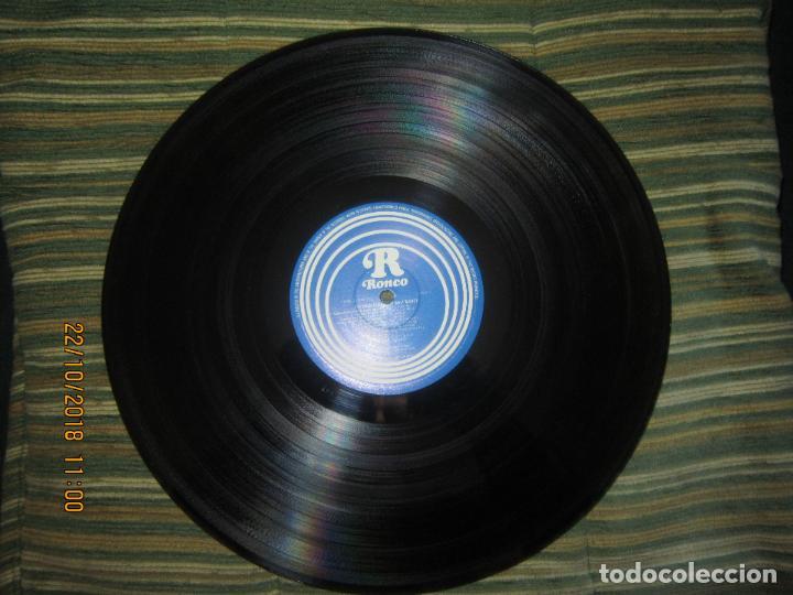 Discos de vinilo: THE GREATEST HITS OF WALT DINEY LP - ORIGINAL INGLES - RONCO RECORDS 1975 - STEREO/MONO - Foto 7 - 137328658