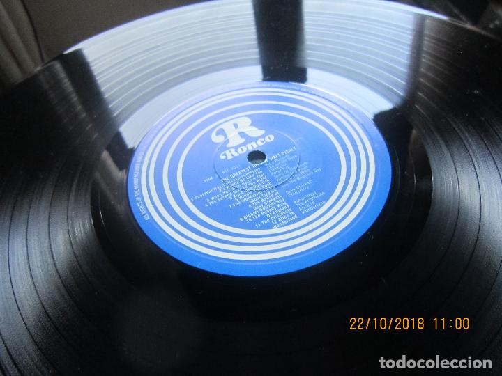 Discos de vinilo: THE GREATEST HITS OF WALT DINEY LP - ORIGINAL INGLES - RONCO RECORDS 1975 - STEREO/MONO - Foto 12 - 137328658