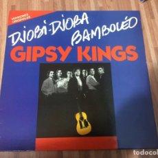 Discos de vinilo: GIPSY KINGS ?– DJOBI DJOBA / BAMBOLEO. Lote 137334850