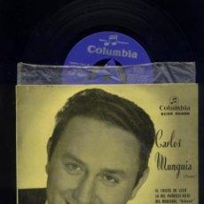Discos de vinilo: CARLOS MUNGUÍA CON ORQUESTA MAESTRO TEJADA. 1961. Lote 137335950