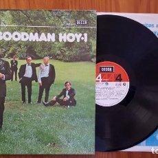 Discos de vinilo: BENNY GOODMAN HOY-2 -LP 1981 - EN PERFECTO ESTADO. Lote 137336894