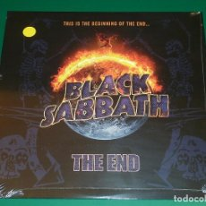 Discos de vinilo: BLACK SABBATH THE END LP. Lote 146025601