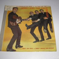 Disques de vinyle: -- RESERVADO --GERRY AND THE PACEMAKERS - EP ESPAÑOL (1965) IT´S GONNA BE ALL RIGHT. Lote 137352054