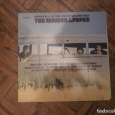 Discos de vinilo: THE MAMAS & THE PAPAS ?– FAREWELL TO THE FIRST GOLDEN ERA SELLO: MCA RECORDS ?– 25 0616-1 . Lote 137372462