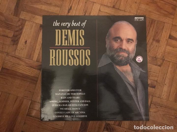 DEMIS ROUSSOS ?– THE VERY BEST OF DEMIS ROUSSOS SELLO: ARCADE ?– 024780.21 FORMATO: VINYL, LP (Música - Discos - LP Vinilo - Rock & Roll)