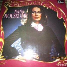Discos de vinilo: NANA MOUSKOURI - SPOTLIGHT ON DOBLE LP - ORIGINAL INGLES - FONTANA 1973 - GATEFOLD COVER -. Lote 137381222