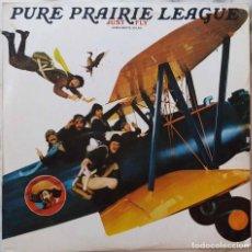 Dischi in vinile: PURE PRAIRIE LEAGUE. JUST FLY. LP ESPAÑA. Lote 137382742