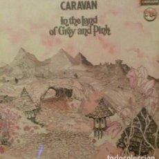 Discos de vinilo: CARAVAN.IN THE LAND OF GREY AND PINK. 2 LP.. Lote 137383070