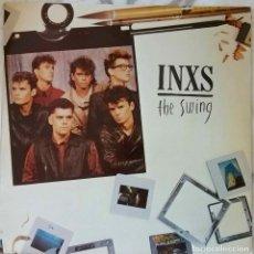 Discos de vinilo: INXS. THE SWING. LP ESPAÑA CON FUNDA INTERIOR CON LETRAS. Lote 137385286