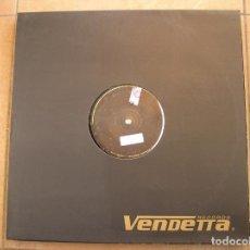 Discos de vinilo: LO FIDELITY ALLSTARS – SLEEPING FASTER - VENDETTA RECORDS - MAXI - PLS -. Lote 137386678