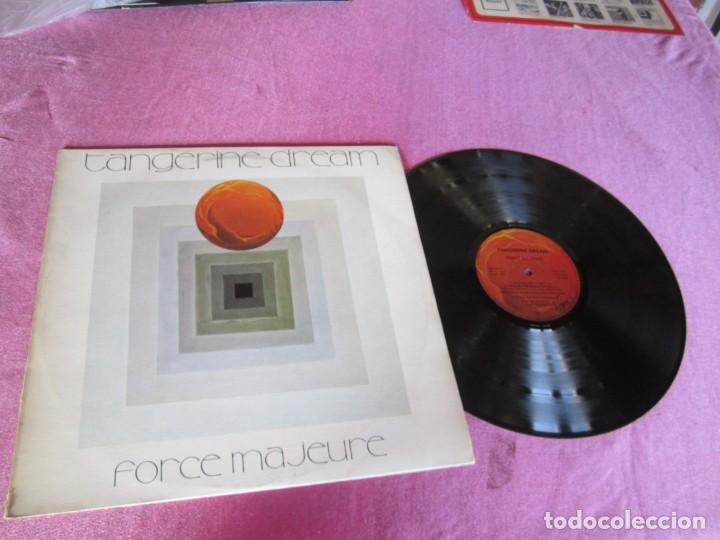 LP - TANGERINE DREAM - FORCE MAJEURE 1979