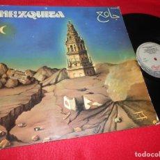 Discos de vinilo: MEZQUITA RECUERDOS DE MI TIERRA LP 1979 CHAPA DISCOS PROG ROCK ANDALUZ POKORA LEER!. Lote 137394566