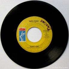 Discos de vinilo: ALBERT KING - BLUES POWER / NIGHT STOMP - SINGLE STAX 1968 USA BPY. Lote 137407074