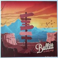 Discos de vinilo: DISCO BULLITT. Lote 137415105