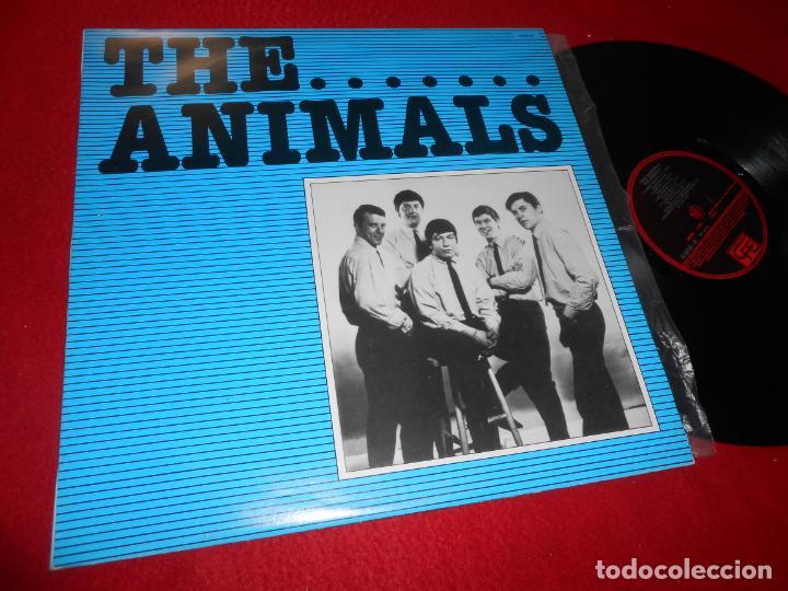 ERIC BURDON&THE ANIMALS THE....ANIMALS LP 1985 CFE EDICION ESPAÑOLA SPAIN (Música - Discos - LP Vinilo - Pop - Rock Internacional de los 50 y 60)