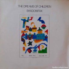 Discos de vinilo: SHADOWFAX. THE DREAMS OF CHILDREN. LP ALEMANIA. Lote 137426354