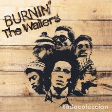 Discos de vinilo: LP BOB MARLEY BURNIN' VINILO 180G + MP3. Lote 243630695