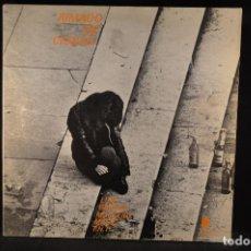 Discos de vinilo: LUIS GARCÍA MONTERO, MAGIC, T.N.T. – RIMADO DE CIUDAD - LP. Lote 137440590