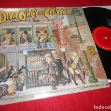 Discos de vinilo: DIVA GRAY & OYSTER HOTEL PARADISE LP 1979 COLUMBIA EDICION AMERICANA USA. Lote 137456018