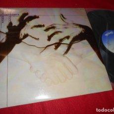 Discos de vinilo: ROBIN TROWER AND JACK BRUCE TRUCE LP 1981 CHRYSALIS EDICION ESPAÑOLA SPAIN. Lote 137457166