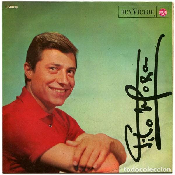 TITO MORA – HOY DE RODILLAS / CHIN CHIN / TU NO TIENES CORAZÓN / ELLA ESTÁ CONTIGO (ESPAÑA, 1963) (Música - Discos de Vinilo - EPs - Solistas Españoles de los 50 y 60)
